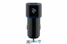 2E Dual USB Car Charger 2.4A&2.4A (2E-ACR01-B)