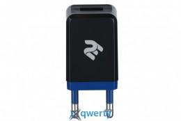 2E USB Wall Charger USB (2E-WC1USB1A-B)