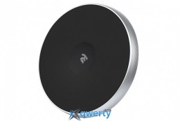 2E Wireless Charging Pad 10W, black (2E-WCQ01-02)