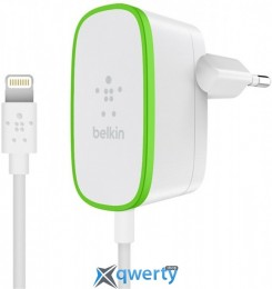 Belkin BOOST UP Home Charger 1xUSB 2.4A with Lightning Cable 1.8m (F8J204vf06-WHT)