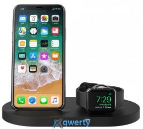 Belkin Qi Wireless Apple iWatch plus Apple iPhone (F8J235VFBLK)