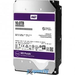 Western Digital Purple 10TB 7200rpm 256MB WD102PURZ 3.5 SATA III