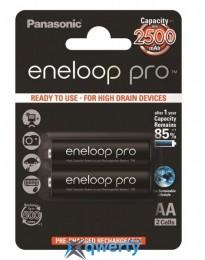 Panasonic Eneloop Pro AA 2500 mAh 2BP (BK-3HCDE/2BE)