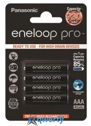 Panasonic Eneloop Pro AAA 930 mAh 4BP (BK-4HCDE/4BE)