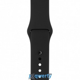 Apple Watch 38mm Sport Band (S/M M/L) Black