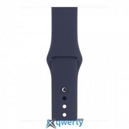 Apple Watch 38mm Sport Band S M M L Midnight Blue