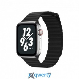 COTEetCI W7 Apple Watch Fashion LEATHER 44mm Black (WH5206-BK)