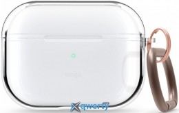 Elago Hang Case for AirPods Pro Clear (EAPPCL-HANG-CL)