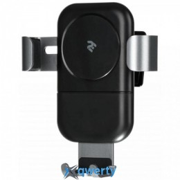 Mr.Yes Gravity Wireless Car Charger (Holder) Black