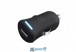 Trust 5W Car Charger Black (20151)