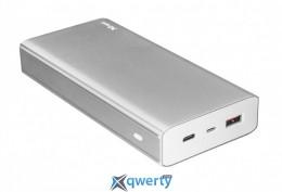 Trust Omni Plus Metal Powerbank 20.000 mAh USB-C QC3.0 Silver (22790)