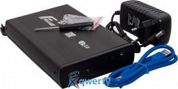 Frime для HDD SATA USB 3.0 Black (FHE50.35U30) 3.5