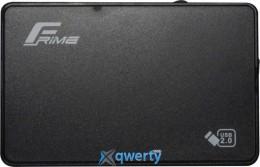 Frime для HDD/SSD SATA USB 2.0 Black (FHE10.25U20) 2.5