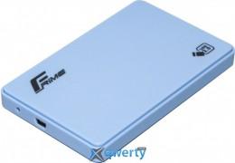 Frime для HDD/SSD SATA USB 2.0 Blue (FHE13.25U20) 2.5