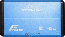 Frime для HDD/SSD SATA USB 2.0 Blue (FHE22.25U20) 2.5