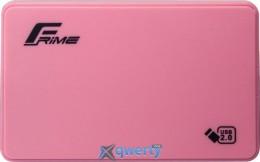 Frime для HDD/SSD SATA USB 2.0 Pink (FHE12.25U20) 2.5