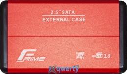 Frime для HDD/SSD SATA USB 3.0 Red (FHE23.25U30) 2.5