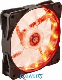 Frime Iris LED Fan 15LED Orange (FLF-HB120O15)