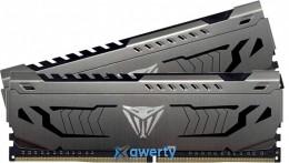 Patriot Viper Steel DDR4 16GB (8GB x 2) 4400MHz (PVS416G440C9K)