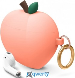 Elago Peach Hang Case for AirPods Peach (EAP-PEACH-PE)