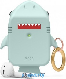Elago Shark Case Baby for AirPods Mint (EAP-SHARK-MT)