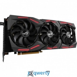 Asus PCI-Ex Radeon RX 5600 XT ROG Strix Gaming OC 6GB GDDR6 (192bit) (1670/12000) (HDMI, 3 x DisplayPort) (ROG-STRIX-RX5600XT-O6G-GAMING)