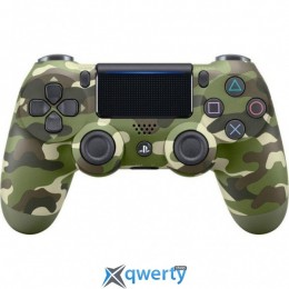 SONY PS4 Dualshock 4 V2 Green Cammo