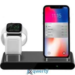PRESTIGIO ReVolt A1, charging station for iPhone, Apple Watch, AirPods (PCS101A_SG)