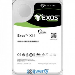 Seagate Exos X14 10TB 7200rpm 256MB ST10000NM0478 SATA III 3.5