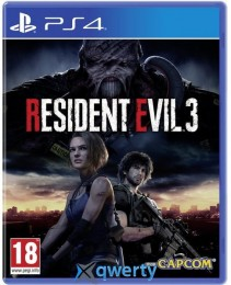 Resident Evil 3 PS4 (русские субтитры)