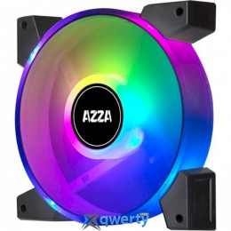 AZZA Hurricane II Digital RGB 4-Pack (FNAZ-12DRGB2-241)