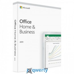 MICROSOFT Office 2019 Home & Business Multilanguage 1PC ESD (T5D-03189)