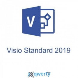 Microsoft Visio Standard 2019 All Language Электронный ключ (D86-05822)