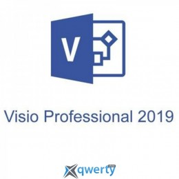 MS Visio Pro 2019 All Languages ESD (D87-07425)