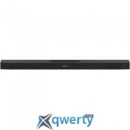 SHARP 2.1 All-in-one Soundbar with Wi-Fi Black (HT-SBW420BKV01)