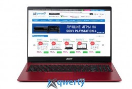 Acer Aspire 3 A315-34-P8VP (NX.HGAEU.01C) Lava Red