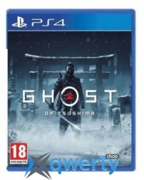 Ghost of Tsushima PS4 (русская версия)