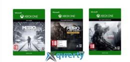 Metro Trilogy (Exodus, Redux) Xbox One (російська версія) (Код)