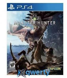 Monster Hunter World PS4 (русские субтитры)