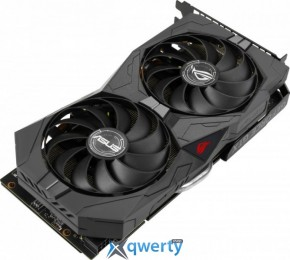 Asus PCI-Ex GeForce GTX 1650 Super ROG Strix Gaming 4GB GDDR6 (128bit) (1530/12002) (2 x HDMI, 2 x DisplayPort) (ROG-STRIX-GTX1650S-4G-GAMING)