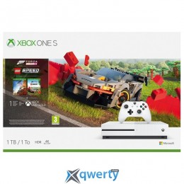 Microsoft XBOX ONE S 1TB & FORZA HORIZON 4 + LEGO SPEED BUNDLE