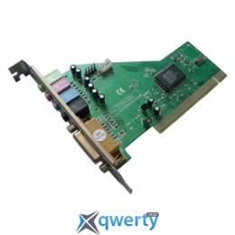 ATCOM PCI Sound Card 5.1 CH (11203)