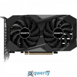 GIGABYTE GeForce GTX 1650 D6 WindForce OC 4G (GV-N1656WF2OC-4GD)