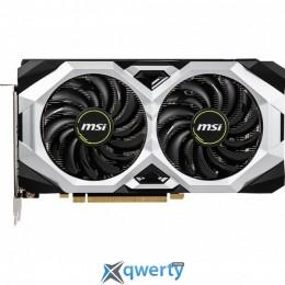 MSI PCI-Ex GeForce RTX 2060 Super Ventus 8GB GDDR6 (256bit) (1650/14000) (HDMI, 3 x DisplayPort) (RTX 2060 SUPER VENTUS)