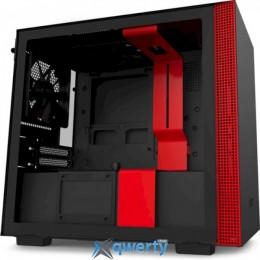 NZXT H210i Black-red (CA-H210i-BR)