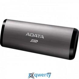 ADATA SE760 256GB Titan Gray (ASE760-256GU32G2-CTI)