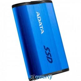 ADATA SE800 512GB Blue (ASE800-512GU32G2-CBL)