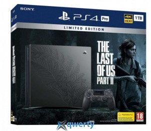 Sony PlayStation 4 Pro 1Tb Limited Edition (The Last of Us Part II)