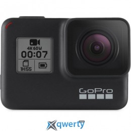 GoPro HERO7 Black (CHDHX-701-RW) EU + карта 32GB
