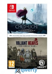 Child of Light Ultimate Edition + Valiant Hearts: The Great War Nintendo Switch (русская версия)